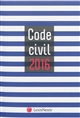 CODE CIVIL 2016  JAQUETTE 2
